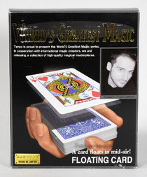 Floating Card (T-238)