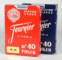 Fournier No. 40 Poker Sealed Set