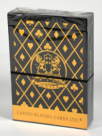 Casino Playing Cards Ltd. Massa Deck