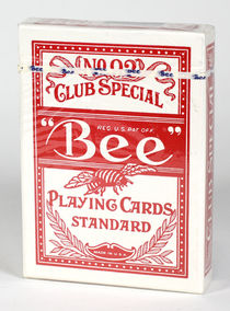 """Bee"" Club Special Playing Cards (1990s)"