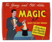 Magic Kit: Easy-to-Do Tricks
