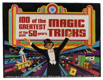 100 of the Greatest Magic Tricks