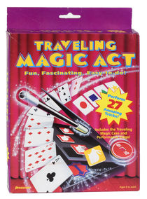 Traveling Magic Act
