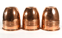 Copper Paul Fox Chick Cups