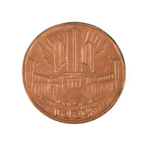 Chicago World Fair Medallion
