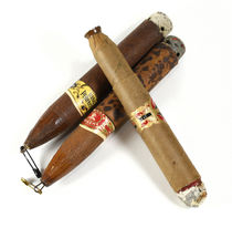 Trio of Trick Cigars
