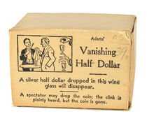 Vanishing Half Dollar