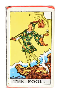 Complete Authentic Tarot Cards
