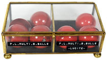 P & L Multiplying Billiard Balls