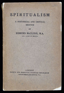 Spiritualism: A Historical and Critical Sketch