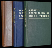 Abbott's Encyclopedia of Rope Tricks Vols. 1-3