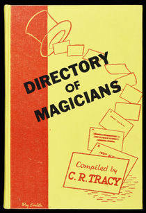 Directory of Magicians (Signed)