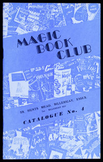 Magic Book Club Catalogue No. 4