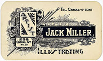 Jack Miller Business Card