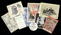 Collection of Magicians' Bookplates