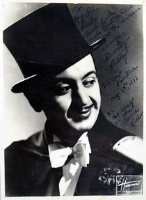 Pablo the Magician Signed and Inscribed Portrait