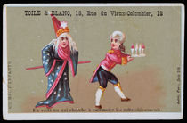 Un Bal d'Enfants Trade Card