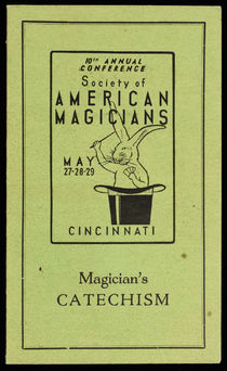 Magician's Catechism, S.A.M.