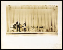 Everett Ingram Stage Photograph