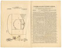 Howard Thurston Patent for Producing Stage Effects
