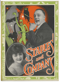 Staples and Company Advert