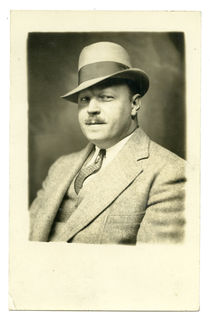 George Pughe Real Photo Postcard