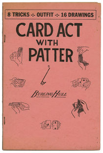 Card Act with Patter