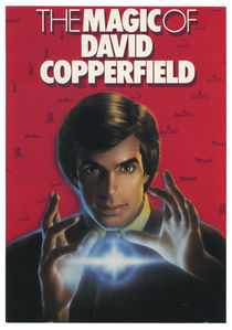 The Magic of David Copperfield Advert
