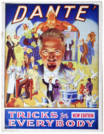 Dante: Tricks for Everybody, New Edition