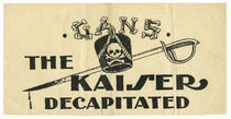 The Kaiser Decapitated