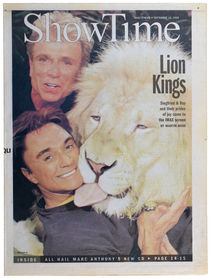 Lion Kings: Siegfried and Roy