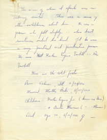 Harlan Tarbell Biographical Draft
