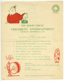 The Magic Circle Children's Entertainment Program