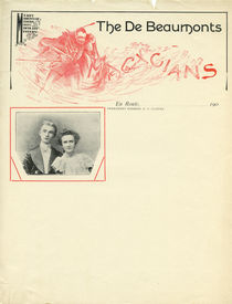 The De Beaumonts Letterhead