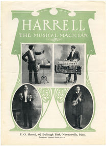 Harrell, The Musical Magician
