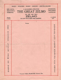 The Great Zelmo
