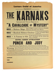 The Karnaks Flyer