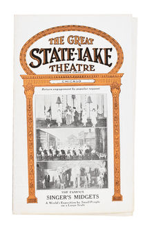 Singer's Midgets: The Great State-Lake Theatre