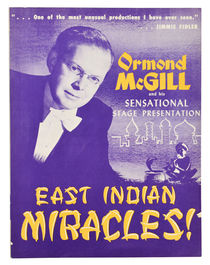 Ormond McGill: East Indian Miracles!