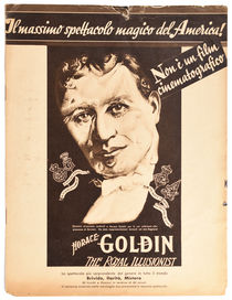 Horace Goldin Italian Program