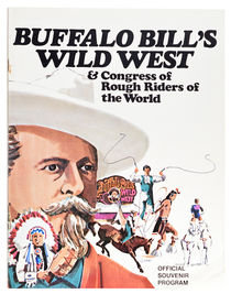 Buffalo Bill's Wild West Official Souvenir Program