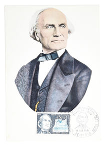 Robert-Houdin First Day Cover Postcard