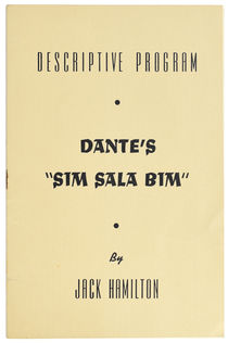 Dante Descriptive Program