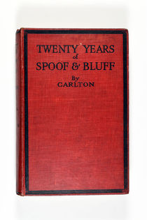 Twenty Years of Sploof & Bluff