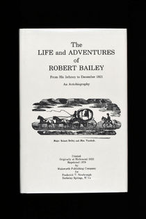 The Life and Adventures of Robert Bailey