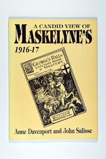 A Candid View of Maskelyne's 1916-17