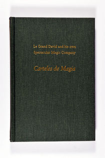 Le Grand David and His Own Spectacular Magic Company: Carteles de Magia