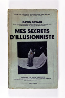 Mes Secrets D'Illusionniste