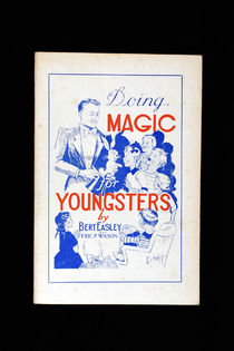 Doing Magic for Youngsters, paperback