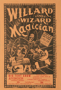 Willard the Wizard Magician